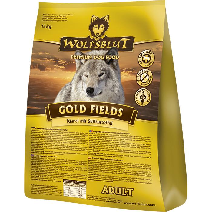 wolfsblut gold fields adult hundefutter von wolfsblut g nstig bestellen. Black Bedroom Furniture Sets. Home Design Ideas