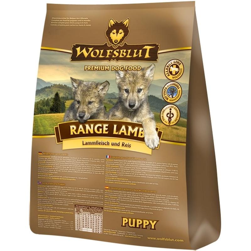 wolfsblut range lamb puppy von wolfsblut g nstig bestellen. Black Bedroom Furniture Sets. Home Design Ideas