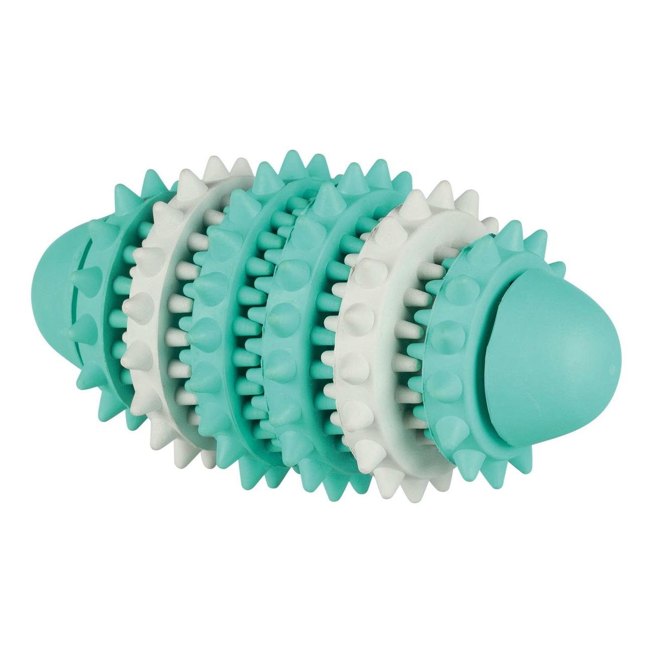Trixie Zahnpflege Mintfresh Rugbyball für Hunde 33132