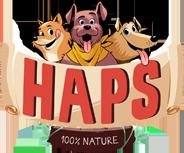 HAPS Hundefutter und Hundesnacks