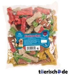 100 Mini-Kauknochen Hunde Leckerli