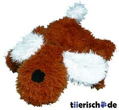 Hund, Langhaar-Frottee Spielzeug