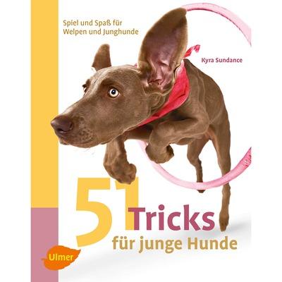 51 Tricks für junge Hunde und Welpen