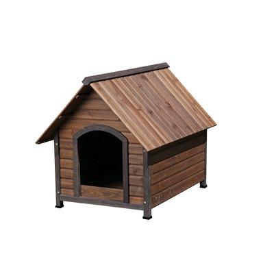 Hundehütte Primal Holz