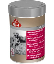 8in1 Bierhefe Tabletten für Hunde