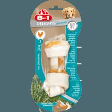 8in1 Delights Pro Dental Zahnpflege Kauknochen für Hunde