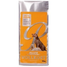 ALLCO Premium Vollkost Lamm und Reis