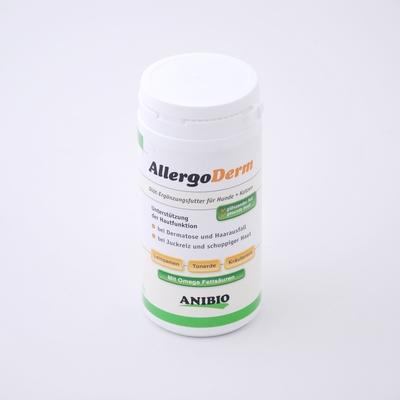 Anibio AllergoDerm Diät-Ergänzungsfutter für Hunde