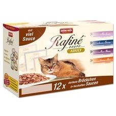 Animonda Katzenfutter Portionsbeutel Rafine Soupe im Multipack