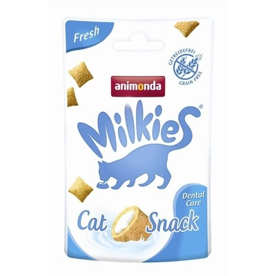 Animonda Katzensnack Milkies Fresh Dental Care