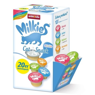 Animonda Milkies Selektion Katzensnacks