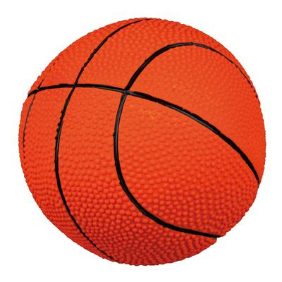 Basketball für Hunde aus Latex