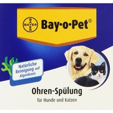 Bay-o-Pet Ohrenspülung Hund und Katze
