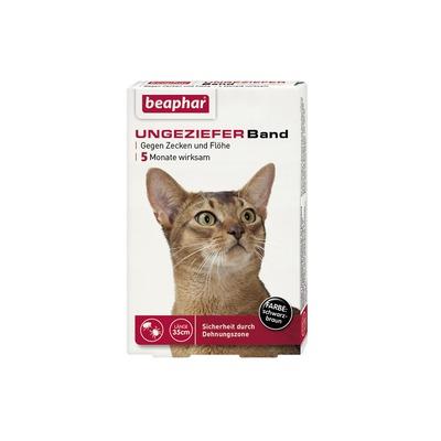 beaphar Ungezieferhalsband für Katzen