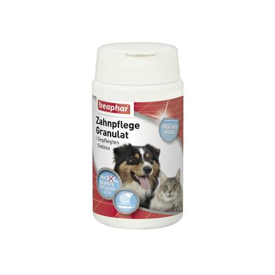beaphar Zahnpflege Granulat für Hunde und Katzen