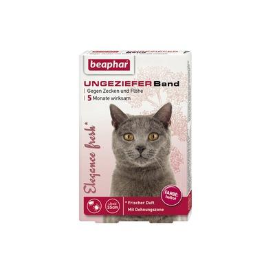 beaphar Zecken-Flohband Elegance Katze