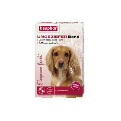 beaphar Zeckenhalsband Flohhalsband Elegance für Hunde
