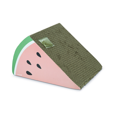 Beeztees Katzen Kratzspielzeug Karton Fruity