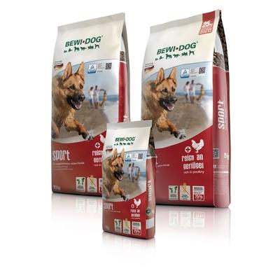 Bewi Dog Sport, Trockenfutter für Hunde