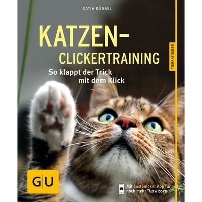 Buch Katzen-Clickertraining