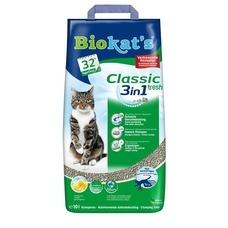 Biokats Classic fresh Katzenstreu