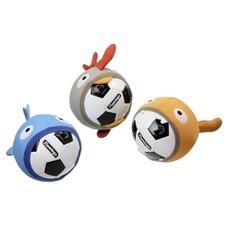 Booga Ball Hunde Fussball mit Neopren Hülle
