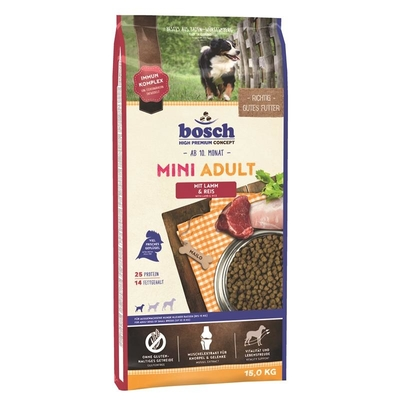 Bosch Adult Mini Lamm & Reis Hundefutter