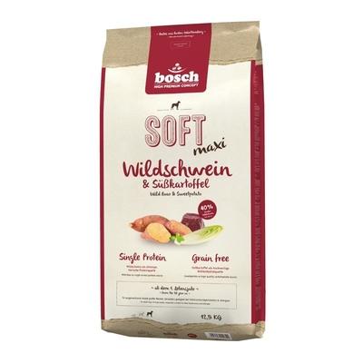 Bosch HPC Soft Maxi Wildschwein & Süßkartoffel Hundefutter