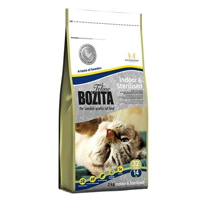 Bozita Adult Indoor & Sterilised Katzenfutter