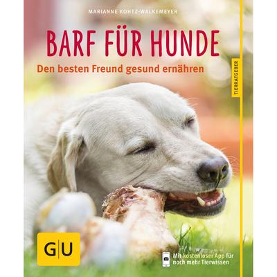 Buch - BARF für Hunde