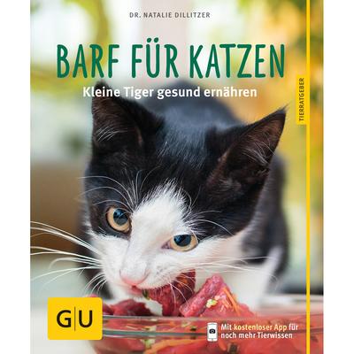 Buch - BARF für Katzen