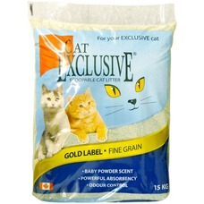 Cat Exclusive Gold Label Katzenstreu
