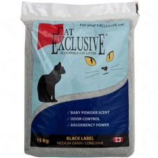 Cat Exclusive Black Label Katzenstreu Langhaar