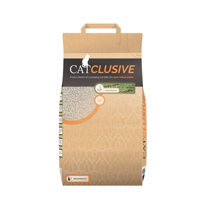 Catclusive Katzenstreu Waldbriese