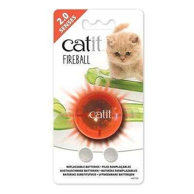 Catit 2.0 Senses Feuerball für Katzen