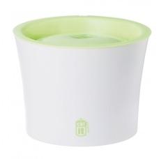 Catit Trinkbrunnen für Katzen und kleine Hunde, 3 Liter, grün
