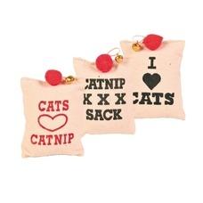 Catnip-Säckchen für Katzen