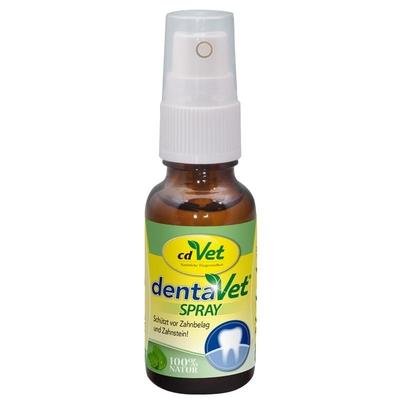 cdVet dentaVet Zahnpflege Spray für Haustiere