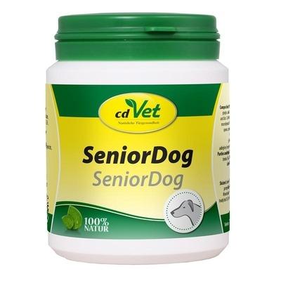 cdVet SeniorDog Nahrungsergänzung für Hunde