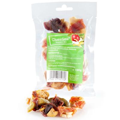 Chewies Früchte Mix Hundeleckerli