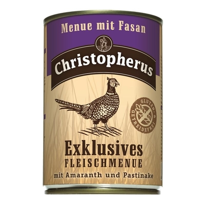 Christopherus Exklusives Fleischmenue