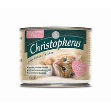 Christopherus Für die Junge Katze Katzenfutter