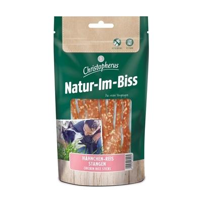 Christopherus Hundesnack Hähnchen-Reis-Stangen