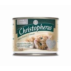 Christopherus Senior Katzenfutter Ältere Katze