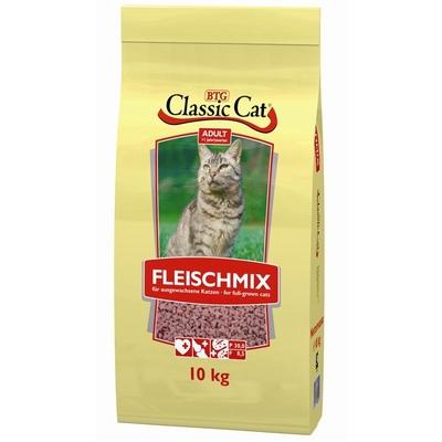 Classic Cat Fleischmix Katzenfutter