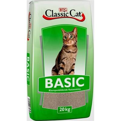 Classic Cat Katzenstreu Basic Bentonit