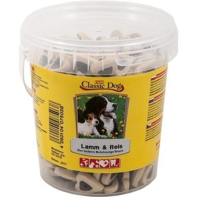 Classic Dog Hundesnacks im Eimer