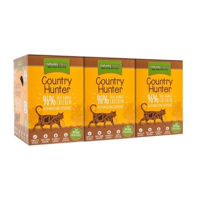 Country Hunter Katzenfutter Frischebeutel