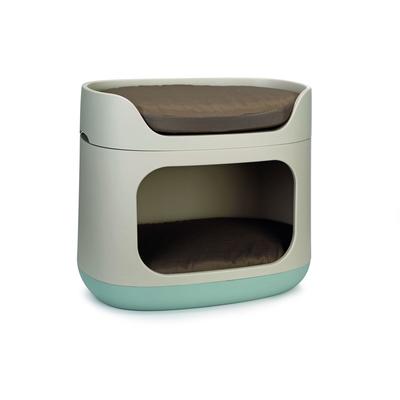 Curver Etagenbett für Katzen und kleine Hunde