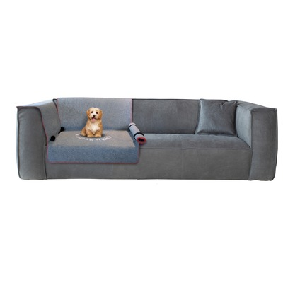 D&D Cover Pepper Sofa Hundedecke